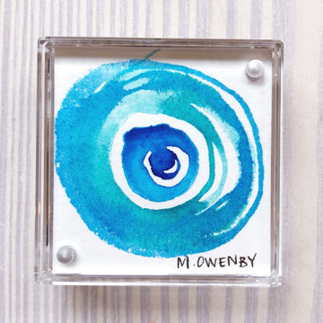 God's Eye - Ocular 8 - Michelle Owenby Design
