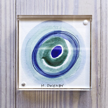 God's Eye - Ocular 33 - Michelle Owenby Design