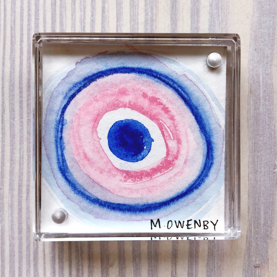 God's Eye - Ocular 6 - Michelle Owenby Design