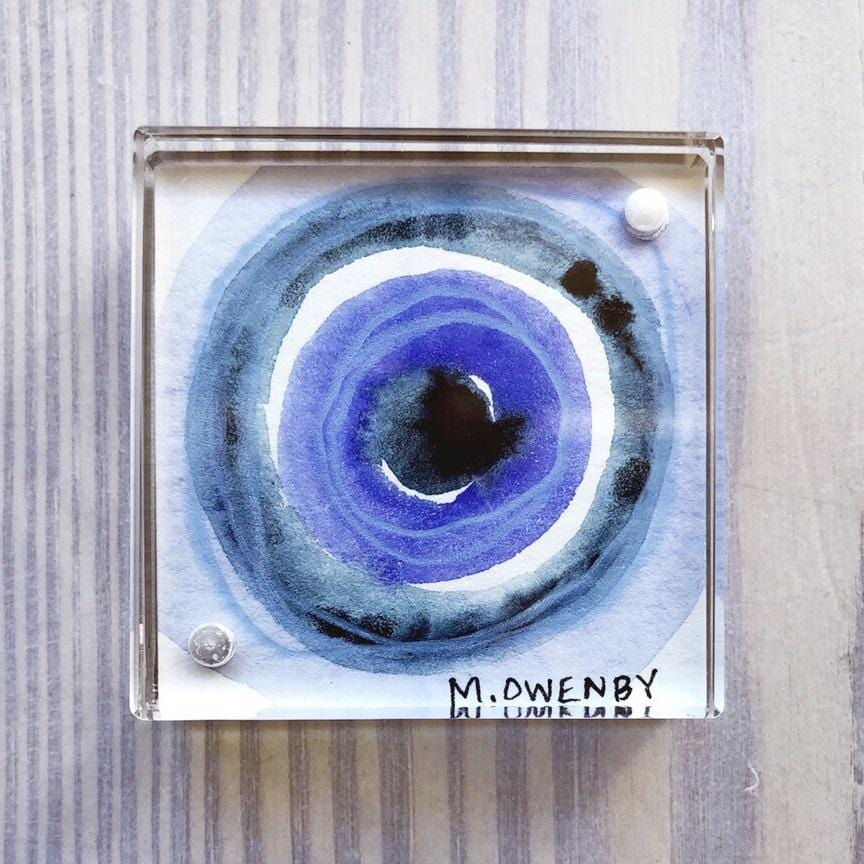 God's Eye - Ocular 35 - Michelle Owenby Design