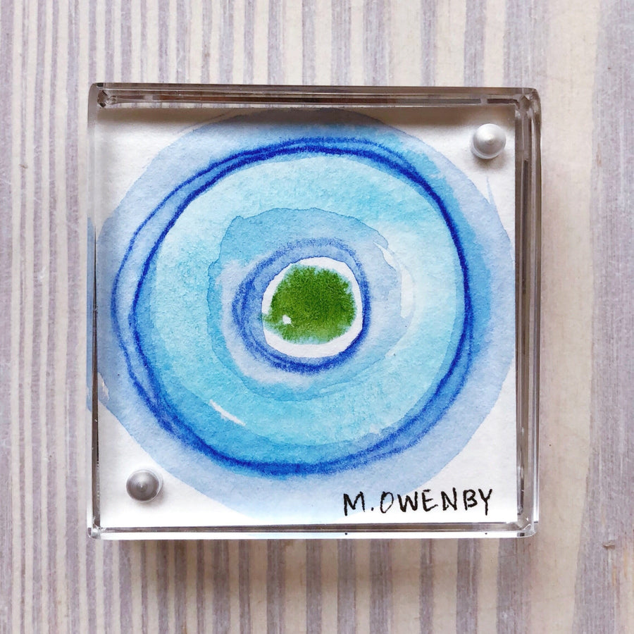 God's Eye - Ocular 5 - Michelle Owenby Design
