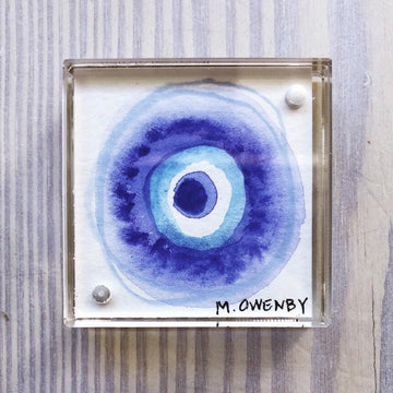 God's Eye - Ocular 34 - Michelle Owenby Design