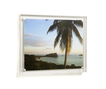 Clear Acrylic Magnetic Wall Frame - Michelle Owenby Design