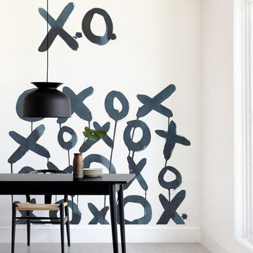 XO Sol Wallpaper Mural - Michelle Owenby Design