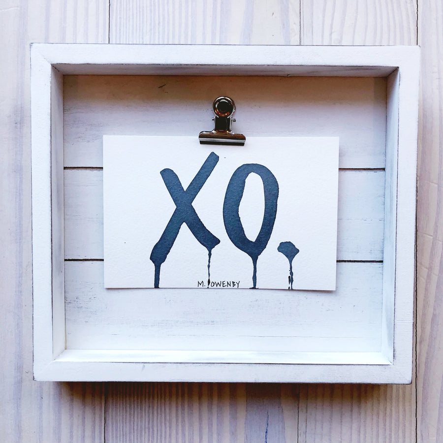 xo period - Michelle Owenby Design