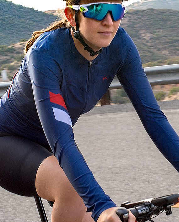 Catella Womens Echo Long Sleeve Jersey