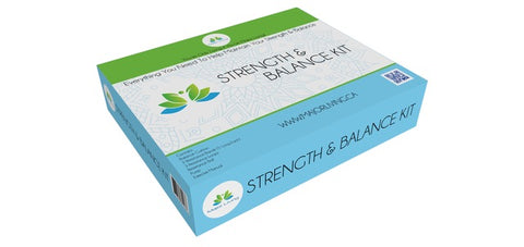 Strength and Balance Kit