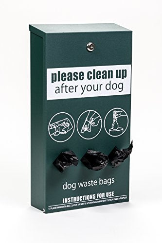 Waste Bags, YARD-BUDDY® PET WASTE MANAGER FOR HOMEOWNERS - DenHaus