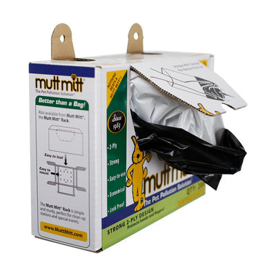 Waste Bags, Dispense-A-Mitt® (200 Mitts) Dispenser Box - DenHaus