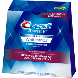 Crest 3D Whitestrips Glamorous White Luxe Teeth Whitening Strips