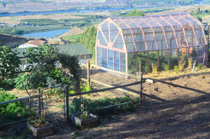 How to properly Ventilate your GreenHouse with Solar Power