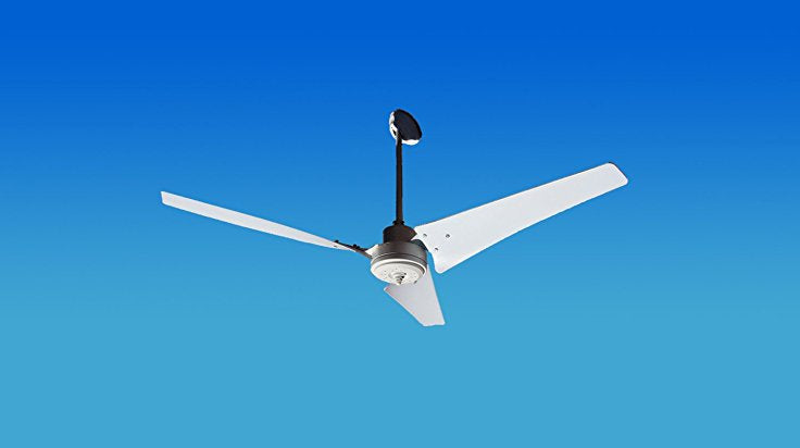 Solar ceiling fans outdoor rated vari cyclone 12 24 volt dc the vari cyclone draws 05 amps 12 vdc only 6 watts and 078 amps at 24 vdc with 102 rpm the 3 blade fan produce about 1476 cubic feet of air per aloadofball Image collections