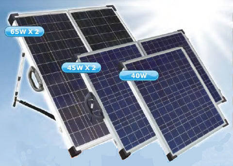 Solar Panels For Emergency Use Disaster Response Home