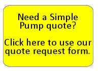 need a simple pump quote?
