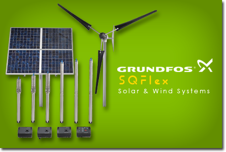 Solar Water Well Submersible Pump Kits Affordable Easy