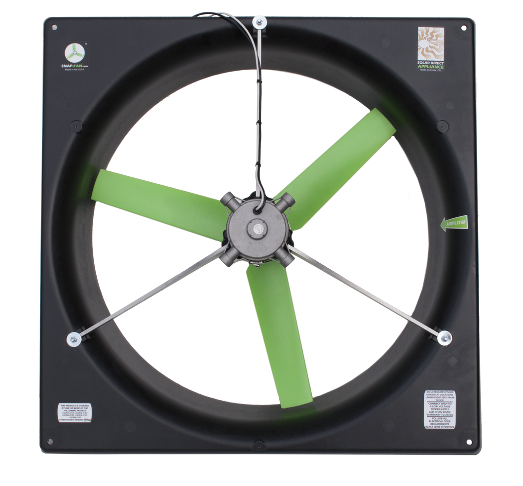 24 INCH DC SNAP-FAN $100 OFF 24