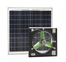"12"" DC SNAP-FAN SOLAR KIT"