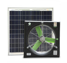 "16"" DC SNAP-FAN SOLAR KIT"