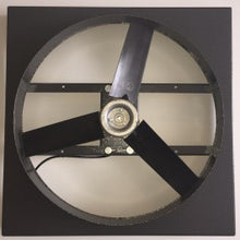 20 Inch Super Fan for Greenhouse-Battery based