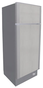 10 Cubic Foot Sundanzer DC Upright Solar Refrigerator Freezer 290 Liters