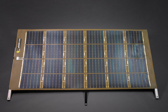 P3 Solar 200W 24V Military Grade Solar Panel With EZ Out Frame
