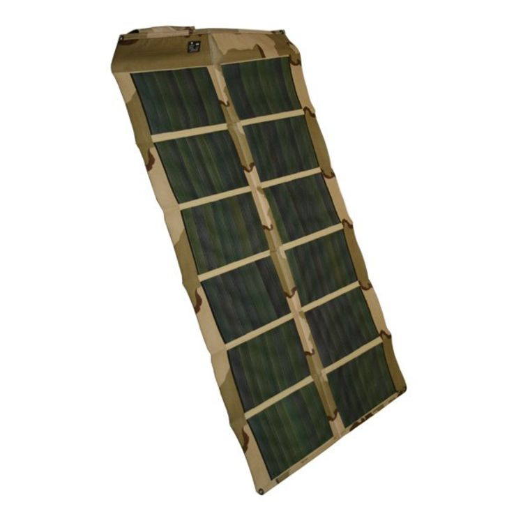 P3 Solar 12v 100 Watt Military Grade Portable Charger