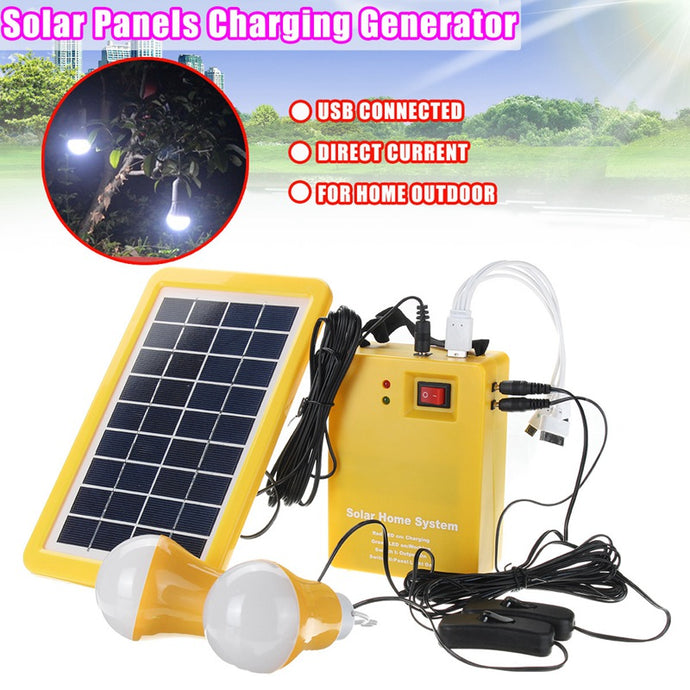 9V 3W Portable Solar Panel Battery Charger Perfect for the Outdoors