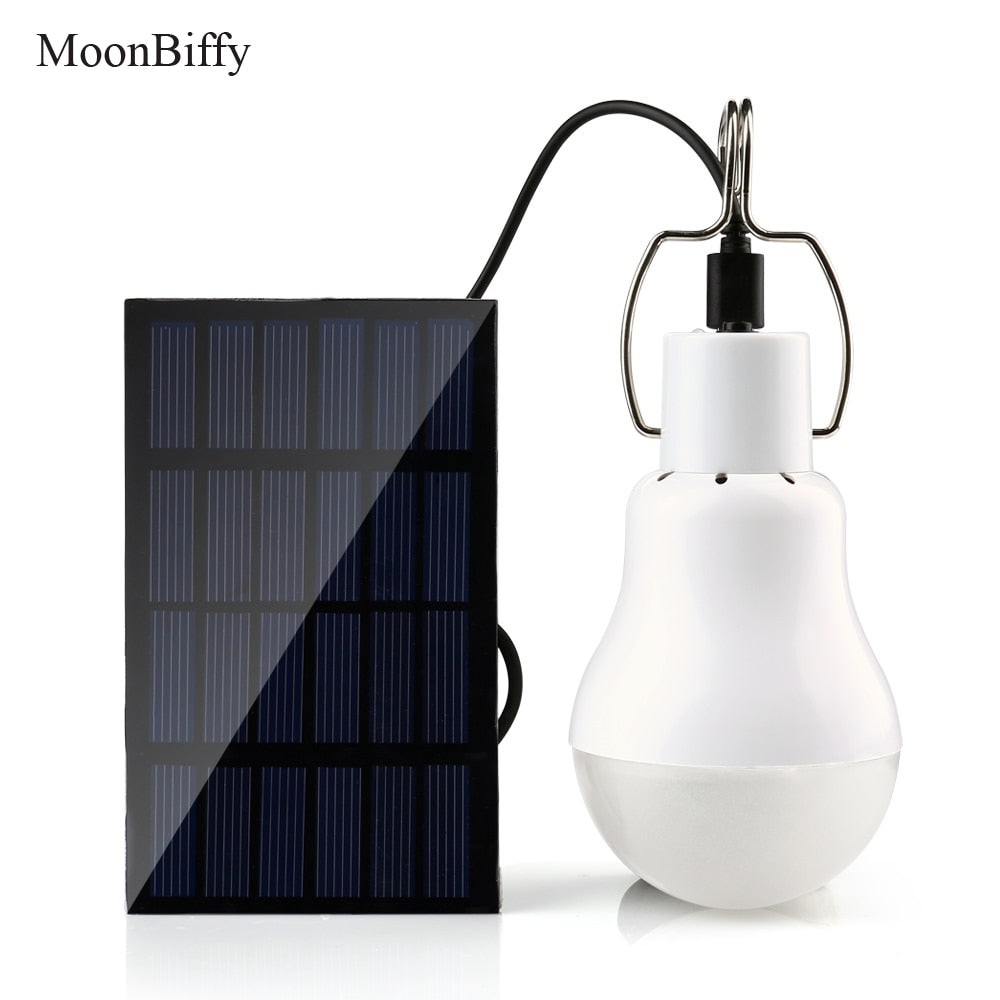 15W Solar Power Outdoor Light Solar Lamp Portable Bulb Solar Energy Lamp Led Lighting