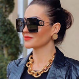 Bold Square Sunglasses