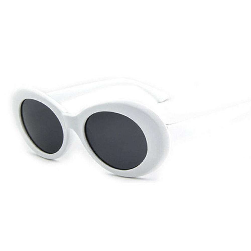 90s Oval Sunglasses