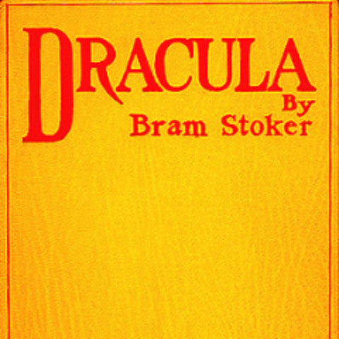 Dracula by Bram Stoker PDF Download