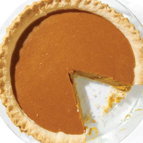 Vegan Pumpkin Pie Recipe - Download PDF