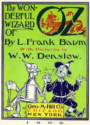 The Wonderful Wizard of Oz by L. Frank Baum - eBook PDF Download