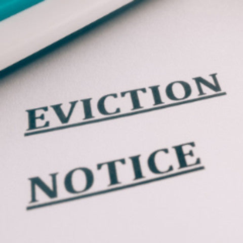 Sample California Eviction Notice