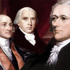 The Federalist Papers by Alexander Hamilton, John Jay, and James Madison (PDF Download)