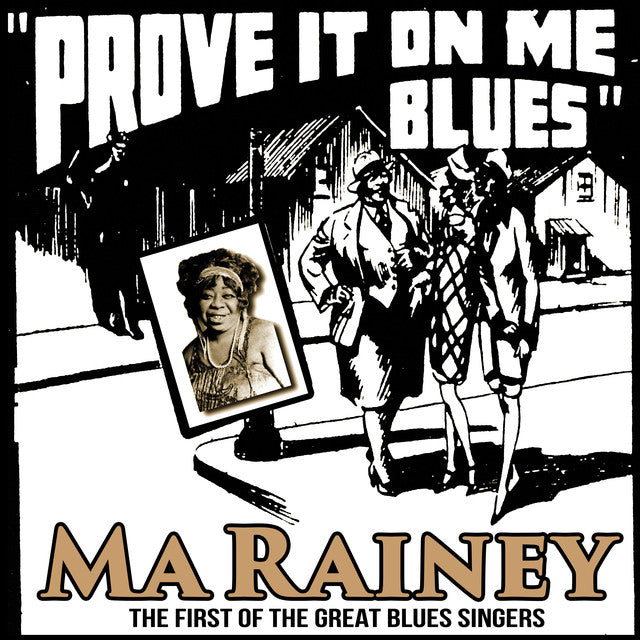 Ma Rainey's Prove It On Me Blues Download MP3