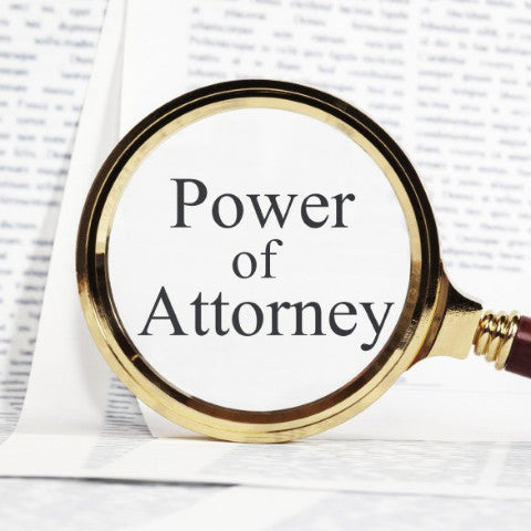 Power of Attorney Sample Form and Template - PDF Download