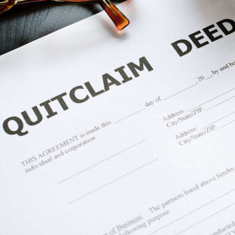 Quit Claim Deed Form PDF Download