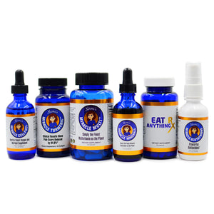 The Ultimate Transformation Pack (Subscription) | Mimi's Miracle Multi, Glutathione, Minerals, Turmeric,  Cell Fuel, and Eat Anything RX