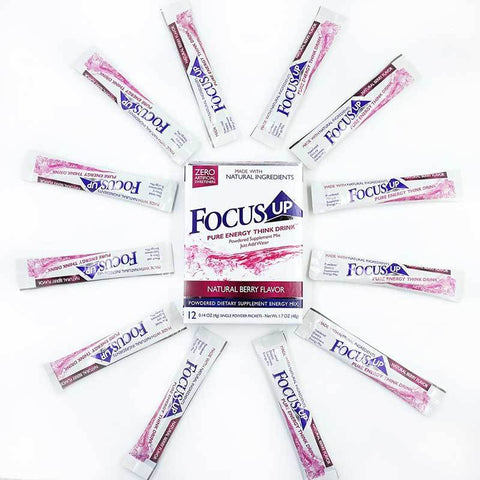 "Image of FocusUP® - The ""Pure-Energy Think-Drink"""