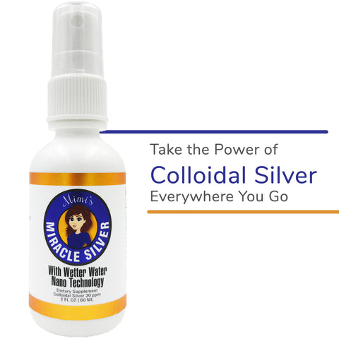 Image of Mimi's Miracle Silver™ (Spray)
