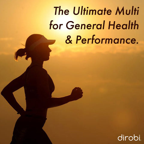 Mimi's Miracle Multi. Multivitamin - Eliminate Deficiencies, Boost Energy & Enhance Well Being