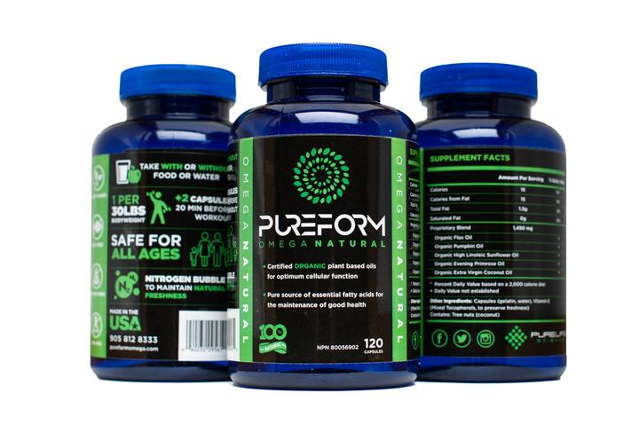 Pure Form Omega® Natural