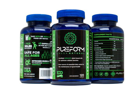 Image of Pure Form Omega® Natural