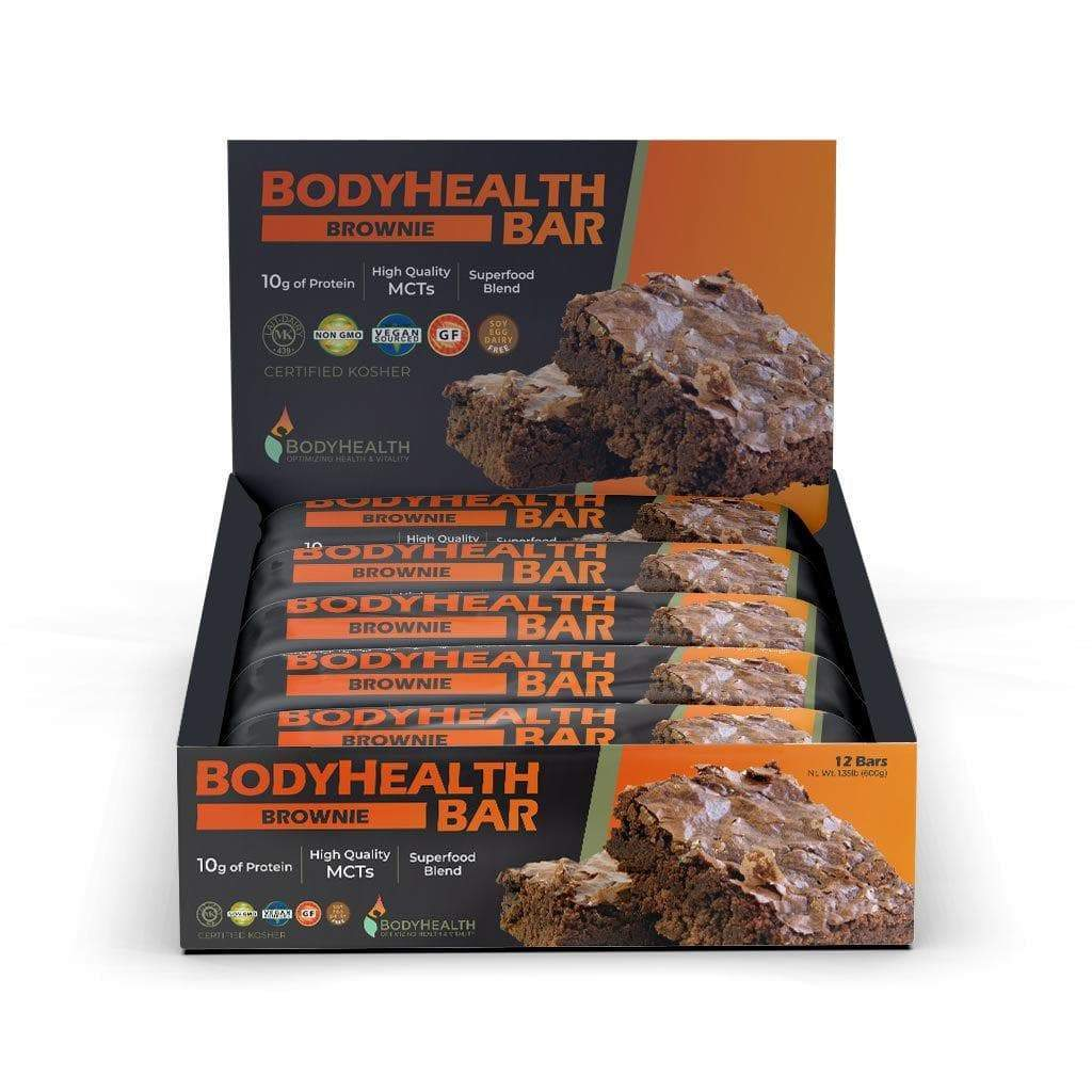 BodyHealth Protein Bar (12 Pack)