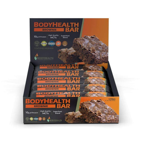 Image of BodyHealth Protein Bar (12 Pack)