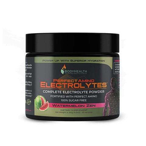 PerfectAmino Electrolytes by BodyHealth