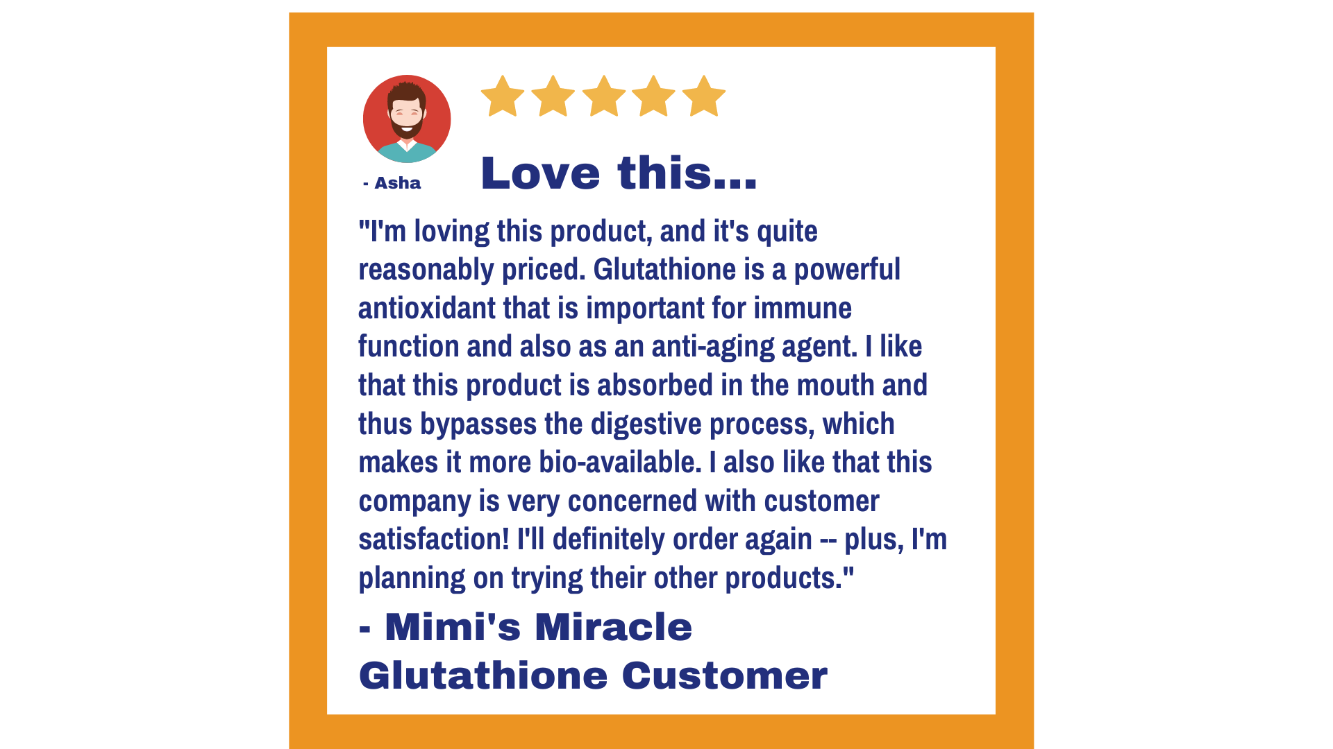 Mimi's Miracle Glutathione Review