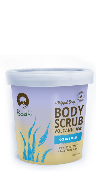 Bodhi Ocean Breeze Whipped Body Scrub - 14 oz