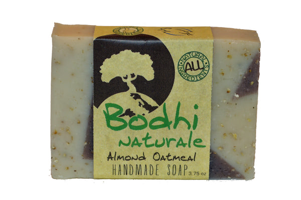 Bodhi Almond Oatmeal Bar Soap - 3.75 oz